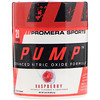 Promera Sports, Pump, улучшенная формула оксида азота, малина, 3,01 унции (85,2 г)