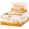 BNRG, Энергетический белковый батончик Power Crunch Original, крем с арахисовым маслом, 12 батончиков, вес каждого 40 г (1,4 унции)