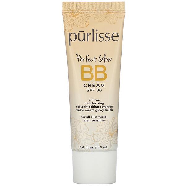 Perfect Glow, BB Cream, SPF 30, Medium Tan, 1.4 fl oz (40 ml)