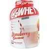 ProSupps, PS Whey, Strawberry Banana, 5 lb (2268 g)