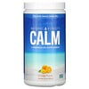 Natural Vitality, CALM, смесь для приготовления антистресс-напитка, апельсин, 453г (16унций)