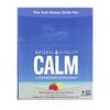 Natural Vitality, CALM, The Anti-Stress Drink Mix, Raspberry-Lemon Flavor, 30 Single Serving Packs, 0.12 oz (3.3 g)