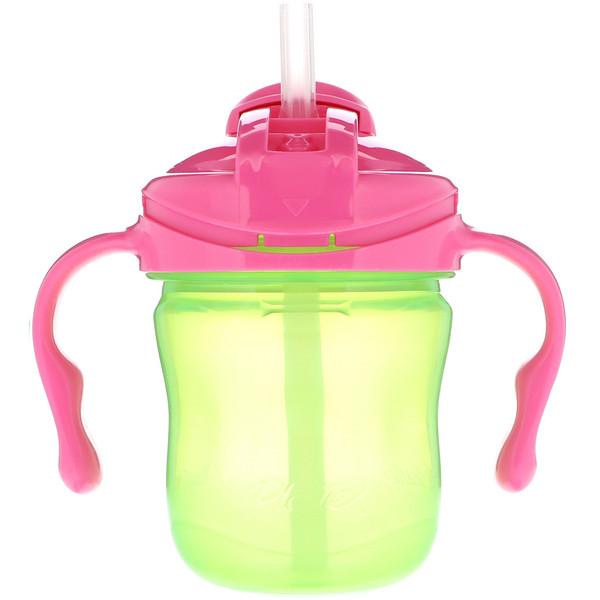 Sipsters, чашка для обучения, для малышей от 4 месяцев, 1 шт., 6 унц. (177 мл)
