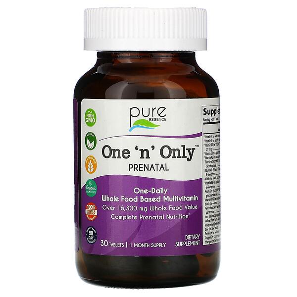 One 'n' Only, витамины для беременных, 30таблеток