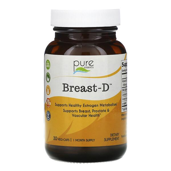 Breast-D, 30 капсул в растительной оболочке