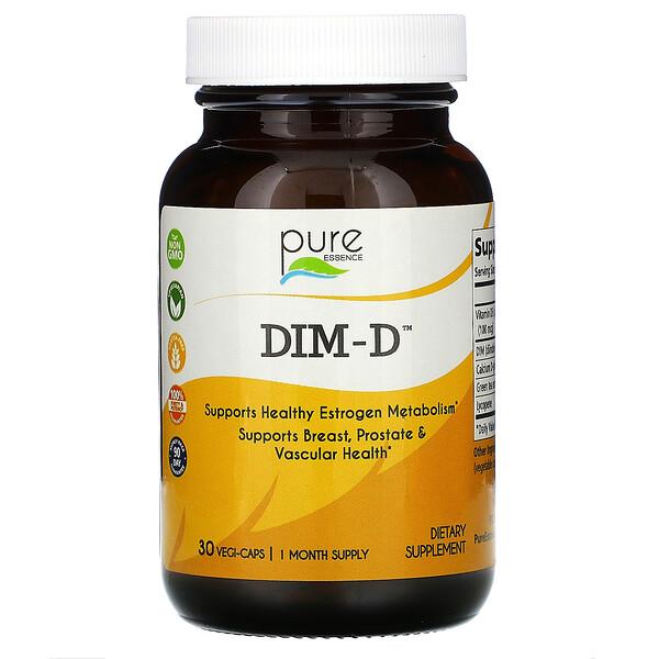 Дим-D, 30 вегетарианских капсул