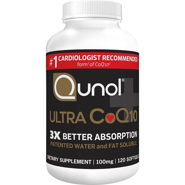 Ultra CoQ10, 100 ml, 120 Softgels
