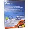 Quest Nutrition, QuestBar, белковый батончик, наслаждение из смешанных ягод, 12 батончиков, 2,1 унции (60 г) каждый