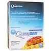 Quest Nutrition, QuestBar, белковый батончик, арахисовое масло и желе, 12 батончиков, 2,1 унции (60 г) каждый