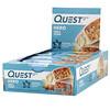 Quest Nutrition, Hero, протеиновый батончик, ваниль и карамель, 10батончиков 60г (2,12унции) каждый