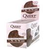 Quest Nutrition, Белковое печенье, двойная шоколадная крошка, 12 штук, по 59 г каждое