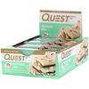 Quest Nutrition, Протеиновый батончик, перечная мята, 12батончиков, 60г (2,12унции) каждый
