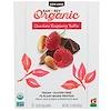 Raw Rev, Органический, шоколадно-малиновый трюфель, 12 батончиков, 1,8 унц. (51 г) каждый