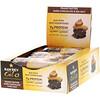 Raw Rev, Glo, арахисовое масло с темным шоколадом и морской солью, 12 батончиков, весом 46 г (1,6 унции) каждый
