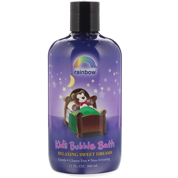 детская пена для ванны, «Приятные сладкие сны», 360 мл (12 жидких унций)