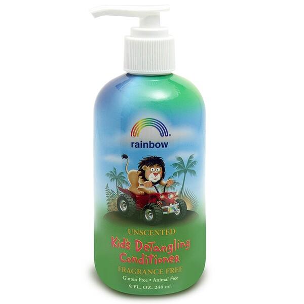 Детский кондиционер для волос, облегчающий расчесывание, без запаха, 8 жидких унций, (240 мл)