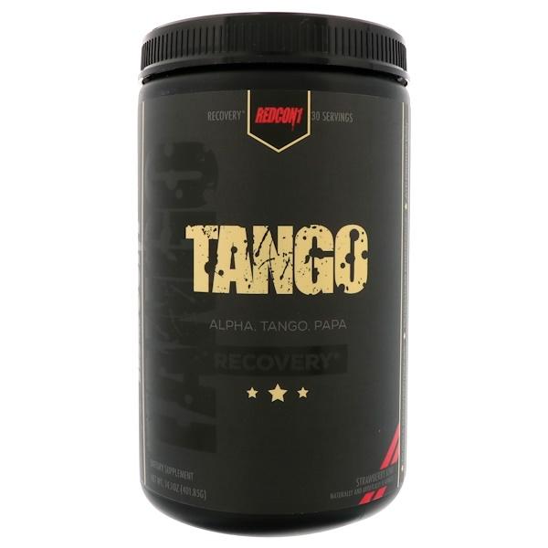 Tango Recovery, клубника и киви, 14,1 унц. (401,85 г)