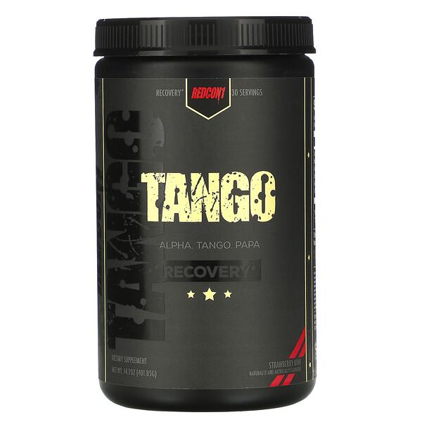 Redcon1, Tango Recovery, клубника и киви, 14,1 унц. (401,85 г)