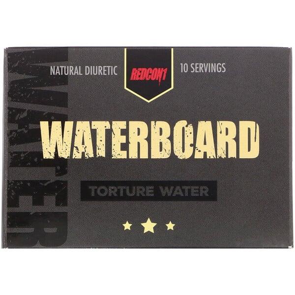 Waterboard, Natural Diuretic, 30 Tablets