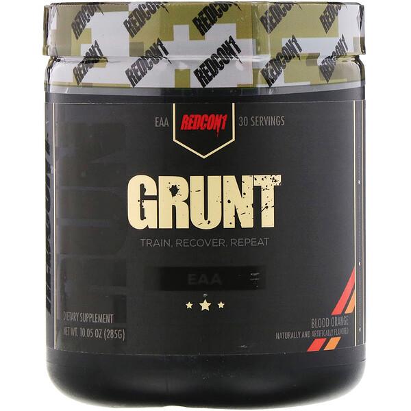 Grunt, Blood Orange, 10.05 oz (285 g)