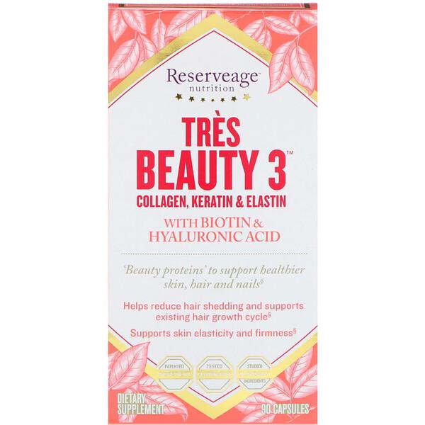 Tres Beauty 3, 90 капсул