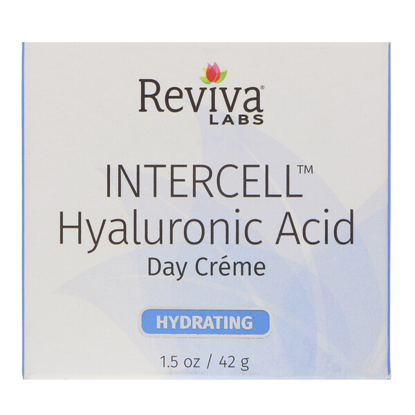 InterCell™, дневной крем с гиалуроновой кислотой, 42 г (1,5 унции)