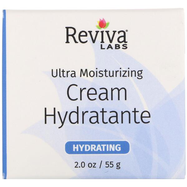 Ultra Moisturizing, Cream Hydratante, 2.0 oz (55 g)