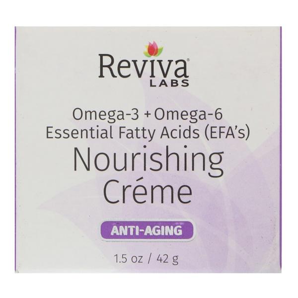 Reviva Labs, Питающий крем, 1,5 унц. (42 г) (Discontinued Item)