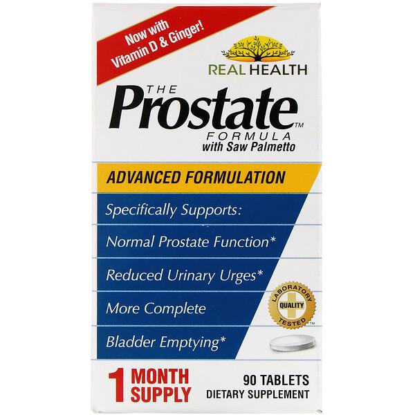 Комплекс для здоровья простаты The Prostate, с сереноей, 90таблеток