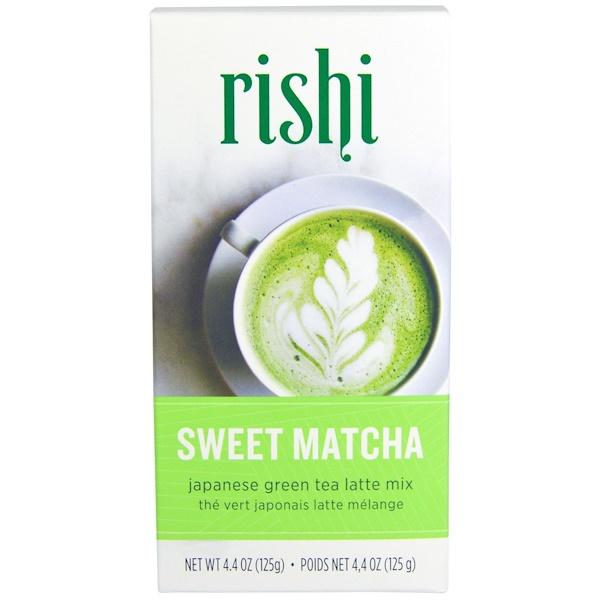Смесь из японского зеленого чая и латте, сладкий матча, 125 г (4,4 унции)