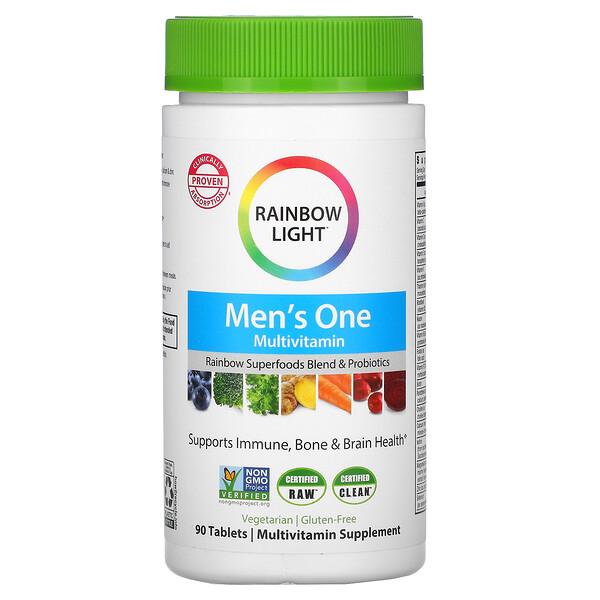 Men's One, мультивитамины для мужчин, 90таблеток