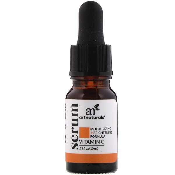 Artnaturals, Сыворотка с витаминомC, 10мл (33жидк.унции)