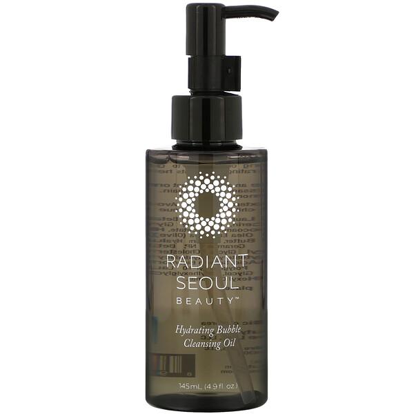 Radiant Seoul, Увлажняющее и очищающее пенящееся масло, 145 мл (4,9 жидк. унций)