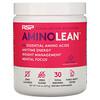 RSP Nutrition, AminoLean, смесь для приготовления энергетических напитков, фруктовый пунш, 270 г (9,52 унции)
