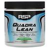 RSP Nutrition, QuadraLean, Stimulant-Free Weight Management, Green Apple, 3.81 oz (108 g)