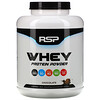 RSP Nutrition, Сывороточный протеин в порошке, шоколад, 2,09кг (4,6фунта)