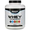 RSP Nutrition, Сывороточный протеин в порошке, ваниль, 2,09кг (4,6фунта)