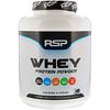 RSP Nutrition, Сывороточный протеин в порошке, печенье с кремом, 2,14кг (4,7фунта)