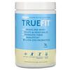 RSP Nutrition, TrueFit, сывороточный протеиновый коктейль из экологически чистых ингредиентов, ваниль, 940г (2фунта)