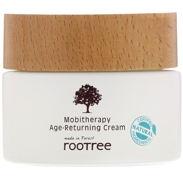 Rootree, Mobitherapy Age-Returning Cream, 2.12 fl oz (60 g) (Discontinued Item)