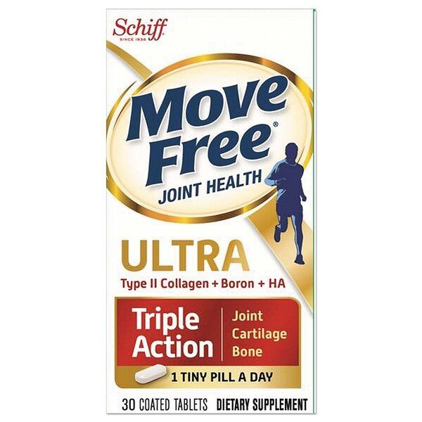 Move Free Ultra, 30 таблеток покрытых оболочкой