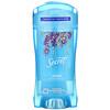 Secret, 48 Hr Clear Gel Deodorant, Lavender, 2.6 oz