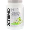 Xtend, The Original, 7г аминокислот с разветвленной цепью (BCAA), со вкусом яблока, 1,26кг (2,78фунта)
