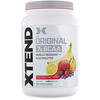 Xtend, The Original, 7г аминокислот с разветвленными цепями, со вкусом фруктового пунша, 1,22кг (2,68фунта)