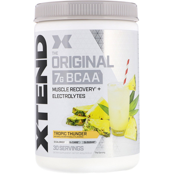 Xtend, The Original, тропическая гроза, 14,8 унции (420 г)