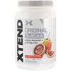 Xtend, The Original, 7г аминокислот с разветвленными цепями, со вкусом итальянского красного апельсина, 1,31кг (2,88фунта)
