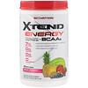 Scivation, Xtend Energy, Кофеин медленного высвобождения + аминокислоты с разветвлённой цепью, Фруктовый пунш, 12,3 унц. (348 г)