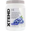 Scivation, Xtend, The Original, 7г аминокислот с разветвленной цепью (BCAA), фруктовый лед со вкусом голубой малины, 700кг (1,5фунта)