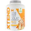 Xtend, Xtend Pro, сывороточный изолят, соленый карамельный шейк, 5 фунтов (2,27 кг)