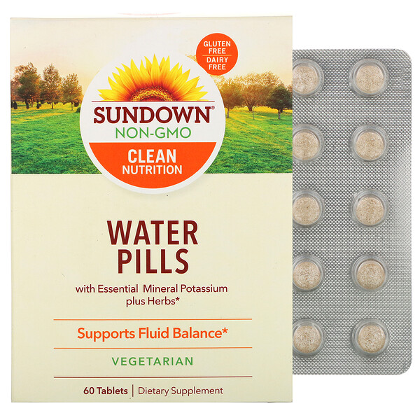Мочегонное средство, 60 таблеток